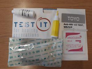 Greitasis ŽIV testas